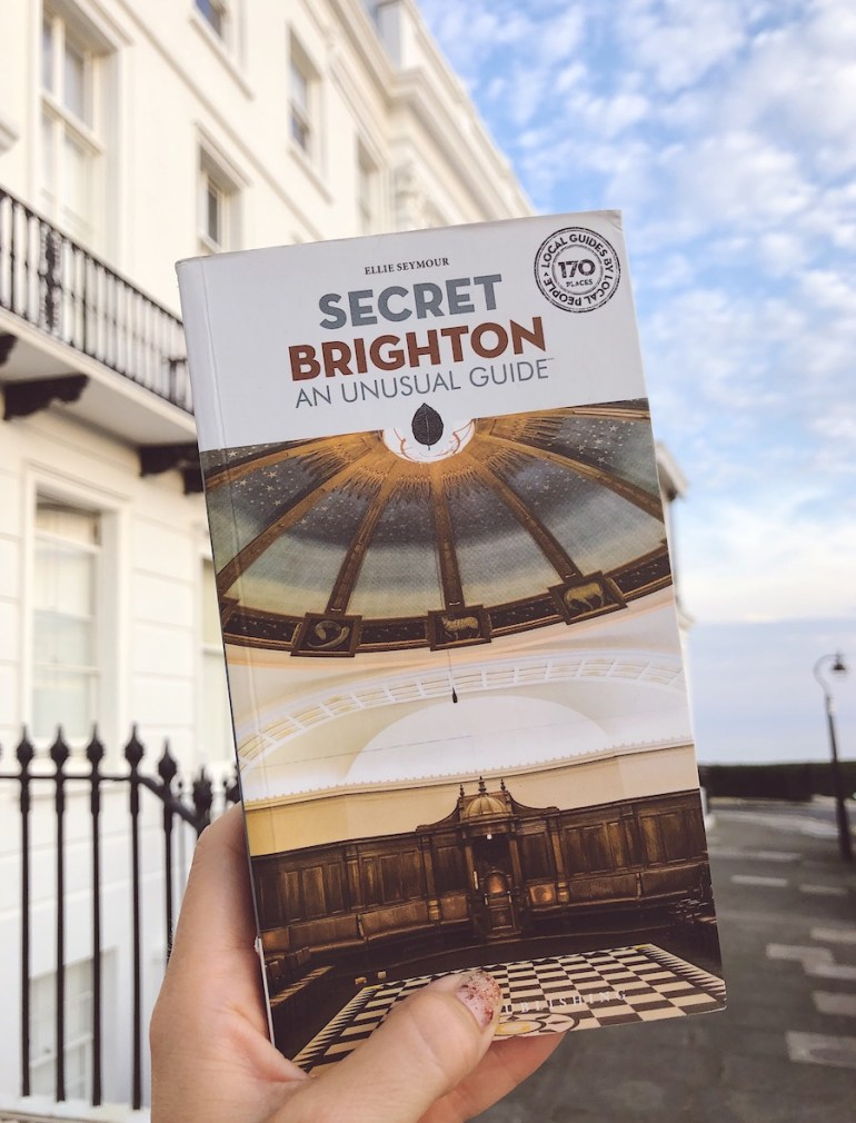 secret brighton guidebook ellie seymour