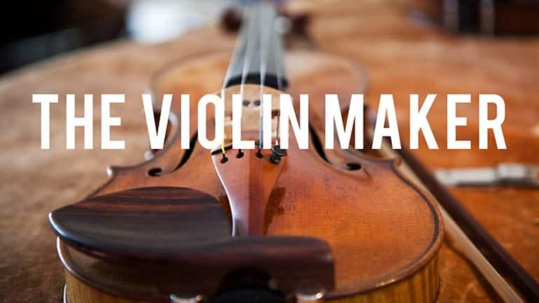 the violin maker dustin cohen