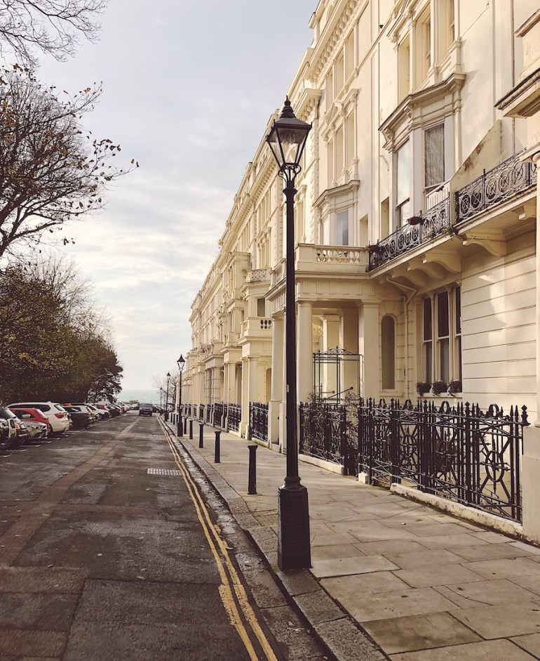 walking trail brighton and hove adelaide crescent