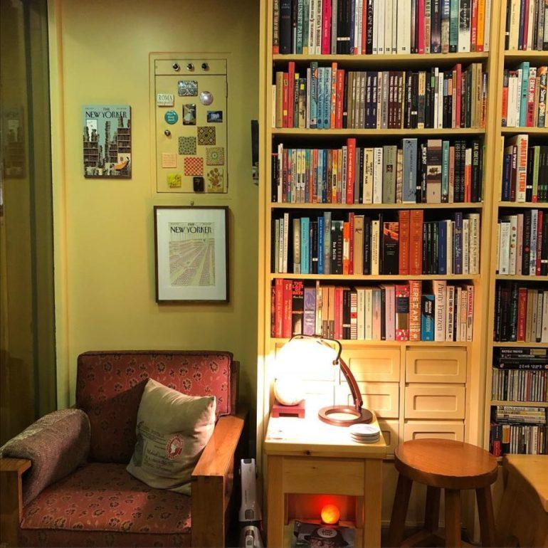 the little bookshop beirut
