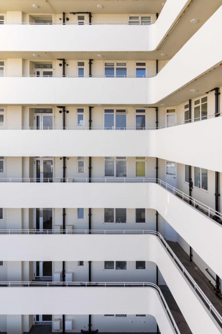 modernist building brighton