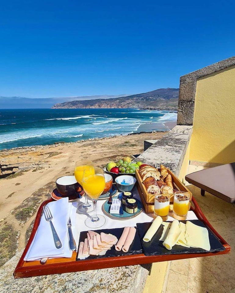 cascais lisbon breakfast