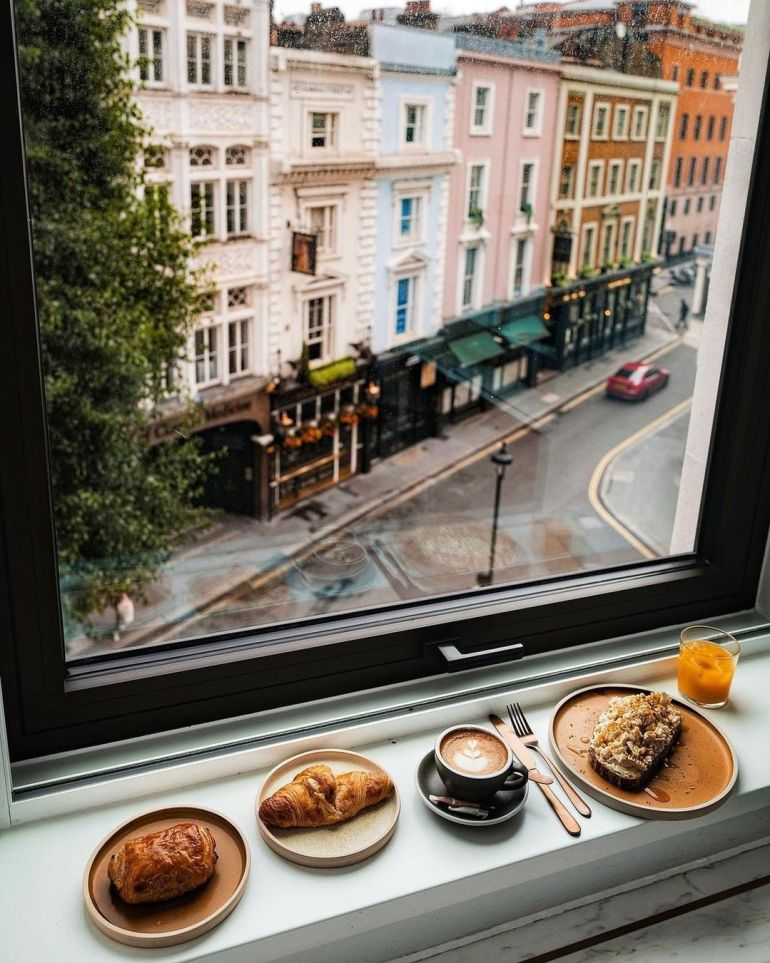 notting hill hotel room view