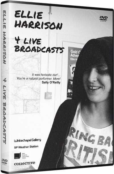 4 Live Broadcasts DVD