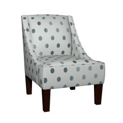 Blue Dot Chairs Cowhide Upholstered Furniture