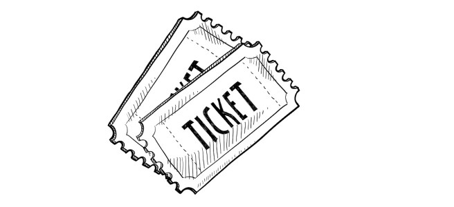 tickets illustration
