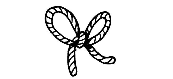 string bow illustration
