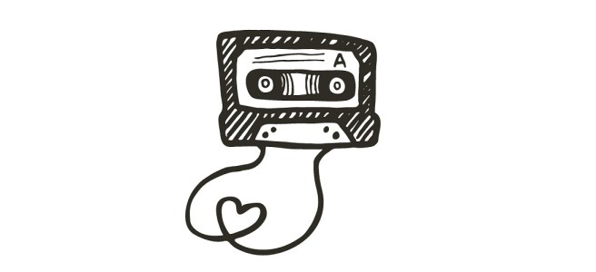 tape illustration