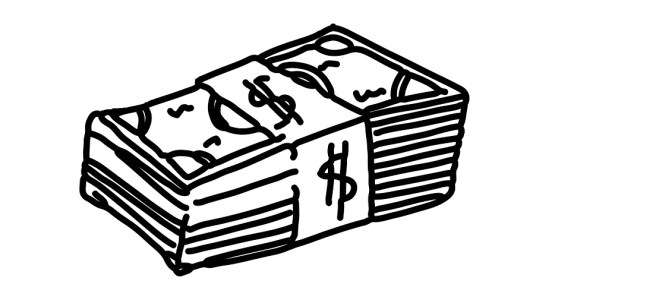 cash illustration