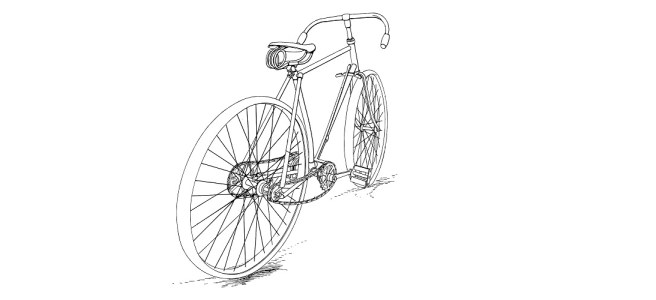 bike illustration