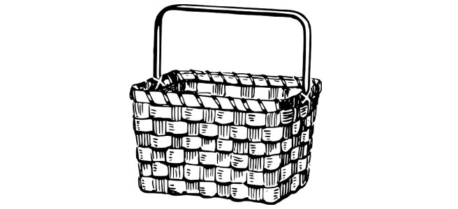 picnic basket illustration