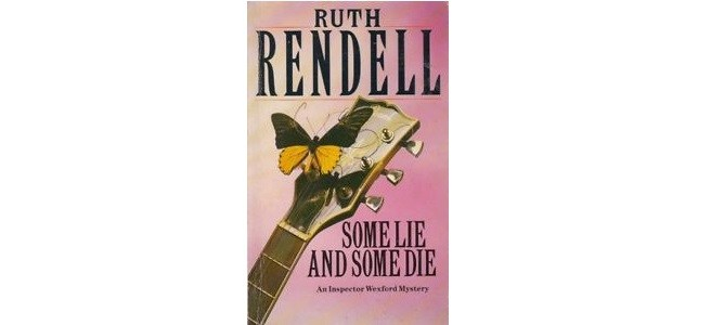 Some Lie and Some Die, Ruth Rendell book cover