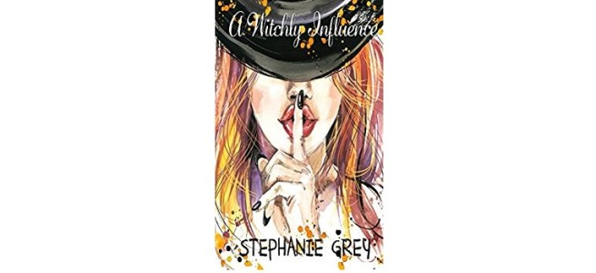 A Witchly Influence book covr
