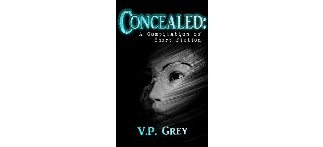 Concealed by VP Grey book cover
