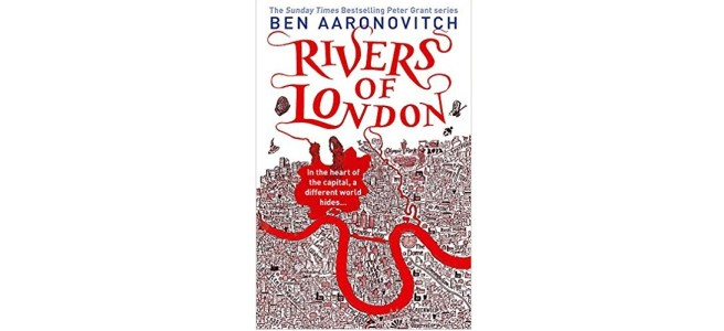 """Rivers of London"" book cover"