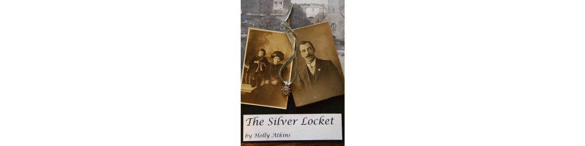 The Silver Locket by Holly Atkins | Book Review