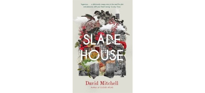 Slade House by David Mitchell book cover