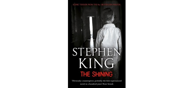 The Shining book cover