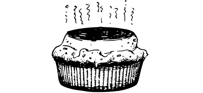 """Steaming pie illustration - """"The Authentic London Experience"""" flash fiction"""