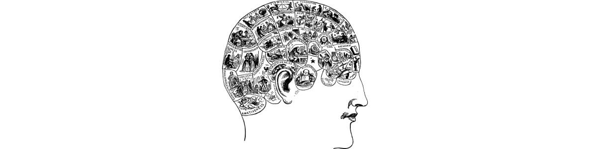 "Brain illustration - ""Bullet"" flash fiction"