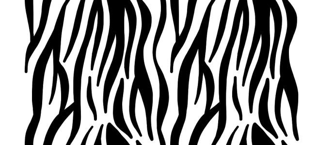 "Zebra print - ""Fashion, Darling"" microfiction"
