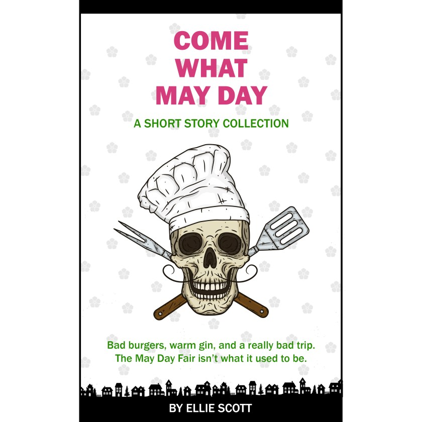 Come What May Day by Ellie Scott book cover