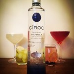 Spring Cocktails with Ciroc