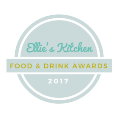 The Ellie's Kitchen Food & Drink Awards 2017