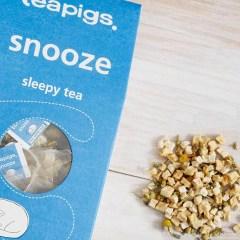 My teapigs Feel-good Bedtime Routine