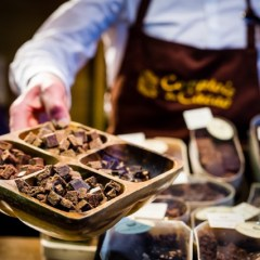Win a pair of tickets to The Chocolate Show in London