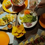 A Mexican Feast at Las Iguanas + Cheats Guacamole Recipe