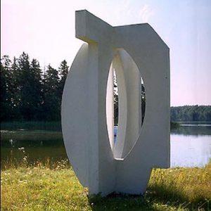 Portar mot havet (1969), betong