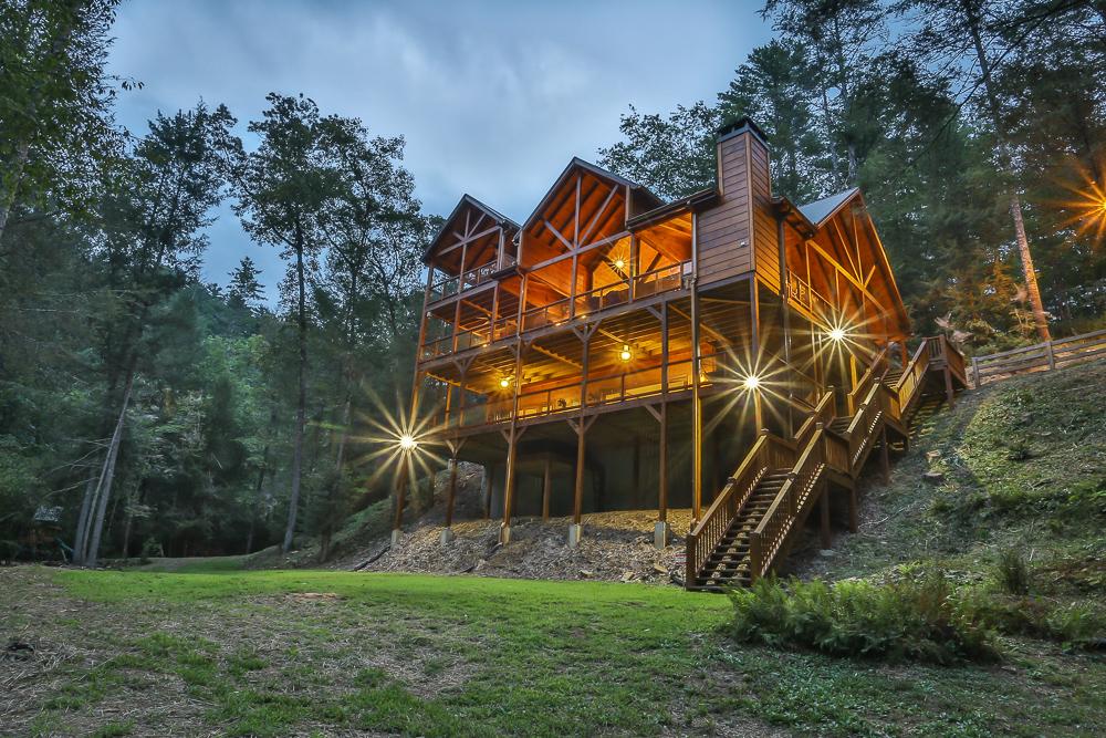 Ellijay River Cabins | Blue Ridge Cabins | Festivals in
