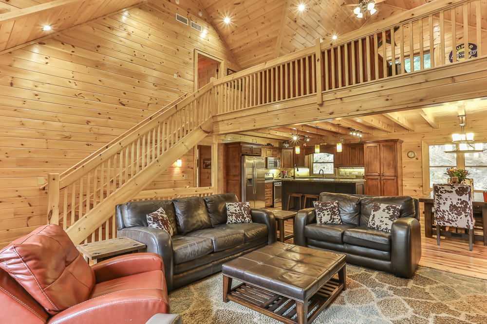 Luxury Cabin Rentals in GA