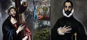 ΔΟΜΗΝΙΚΟΣ ΘΕΟΤΟΚΟΠΟΥΛΟΣ - Ένας από τους σπουδαιότερους ζωγράφους όλων των εποχών   ellines.com