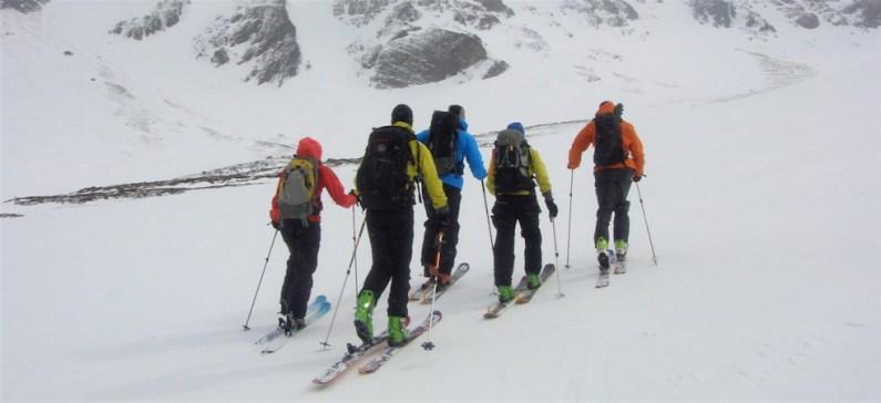 Κατέκτησε την Ανταρκτική με ένα ζευγάρι χιονοπέδιλα