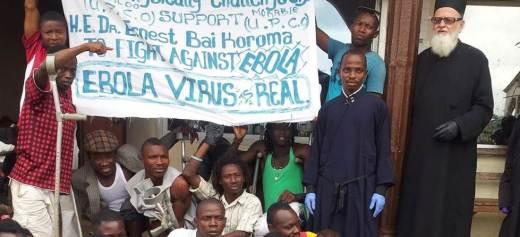 Από ροκάς, ιεραπόστολος στην Αφρική