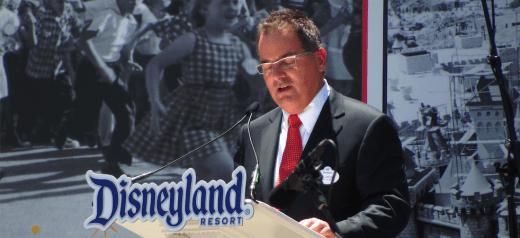 Ο Έλληνας πρόεδρος του Walt Disney World Resort