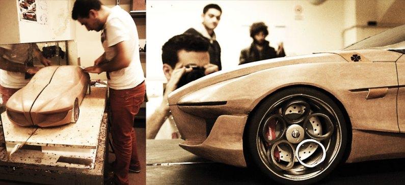 O Έλληνας σχεδιαστής του Alfa Romea Gloria