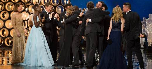The Greek-American producer that won an Oscar