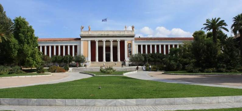 Art nights at National Archaeological Museum