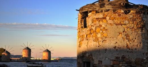 Το νησί της μαστίχας