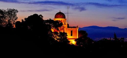 Νυχτερινή περιήγηση στ' αστέρια από το Εθνικό Αστεροσκοπείο Αθηνών
