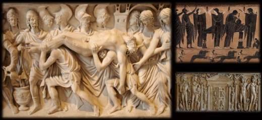 Έκθεση για τη μεταθανάτια ζωή στην Αρχαία Ελλάδα