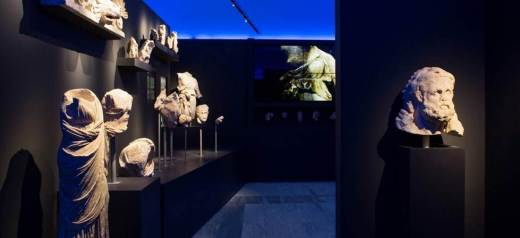 The Archaeological Museum of Tegea reopens