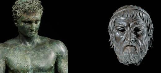 Φλωρεντία: Έκθεση με θέμα τα χάλκινα αγάλματα της ελληνιστικής περιόδου