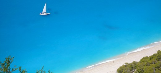 Three Greek beaches among the most beautiful beaches in the Mediterranean