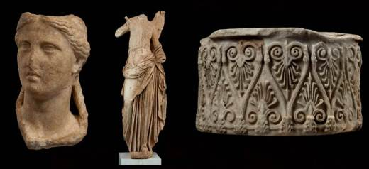 Έκθεση για τη Σαμοθράκη στο Μουσείο Ακρόπολης