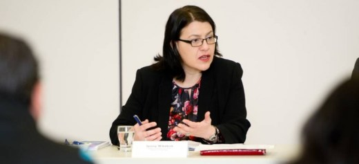 The first female minister of Greek descent in Australia