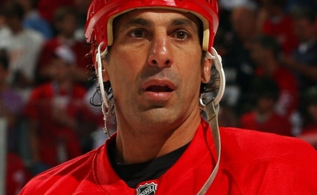 Chris Chelios One Of The Legends Of Ice Hockey Ellines